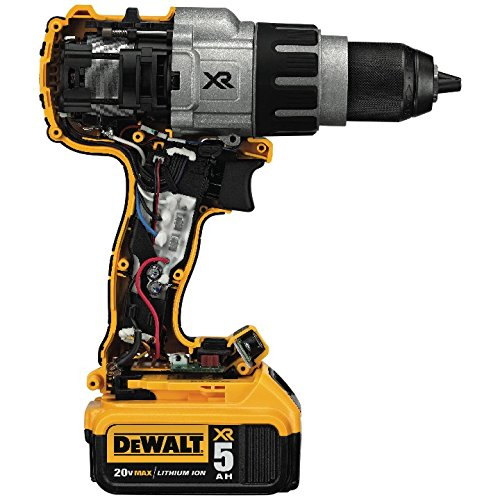 Dewalt - DCD996P2 20V MAX* XR LITHIUM ION BRUSHLESS 3-SPEED HAMMERDRILL KIT