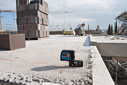 Bosch - GPL 5R 5-Point Self-Leveling Alignment Laser