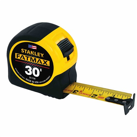 Stanley-30 ft FatMax® Tape Rule