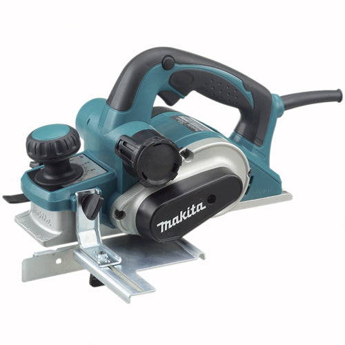 Makita - KP0810 Heavy Duty, Lightweight Design For High Efficiency Surface Planing