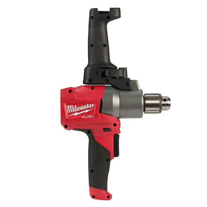 Milwaukee M18 FUEL 18-Volt Lithium-Ion Brushless Cordless 1/2 in. Mud Mixer [2810-20]