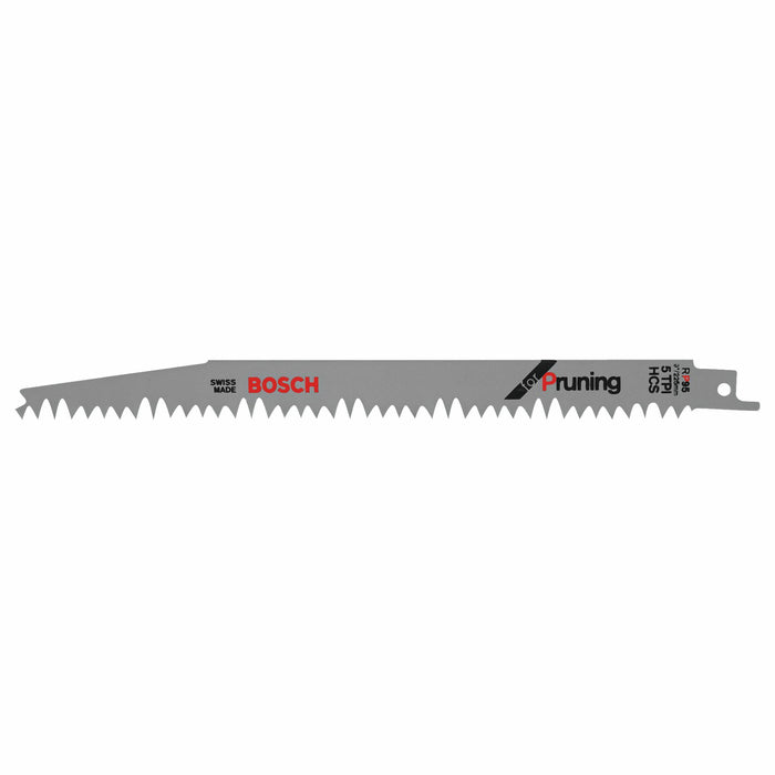 BOSCH	5 pc. 9 In. 5 TPI Pruning Reciprocating Saw Blade	RP95