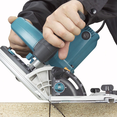 "Makita- SP6000X1  6-1/2"" Plunge Cut Circular Saw with 55"" Guide Rule, Blue"