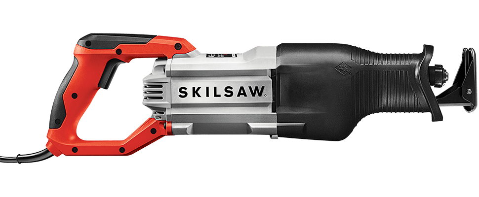 SKILSAW 15 Amp Heavy Duty Reciprocating Saw [SPT44-10]