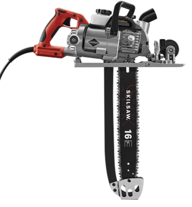 SKILSAW 16 In. Worm Drive SAWSQUATCH™ Carpentry Chainsaw [SPT55-11]