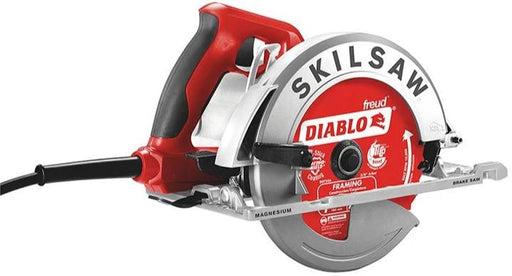 SKILSAW 7-1/4 In. Magnesium SIDEWINDER™ Circular Saw With Brake [SPT67WMB-22]
