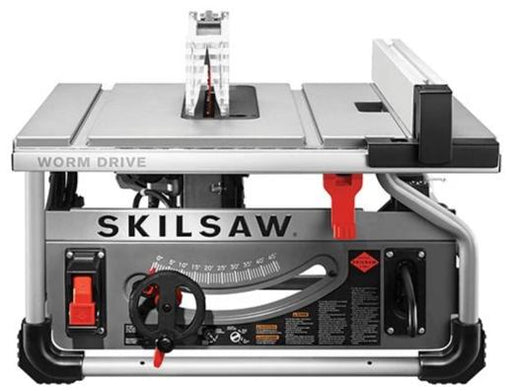 SKILSAW 10 In. Portable Worm Drive Table Saw [SPT70WT-22]