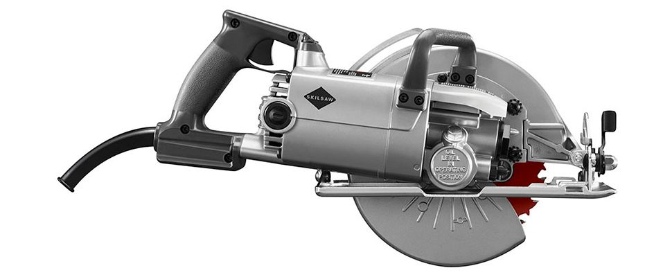 SKILSAW 8-1/4 In. Aluminum Worm Drive Saw [SPT78W-22]