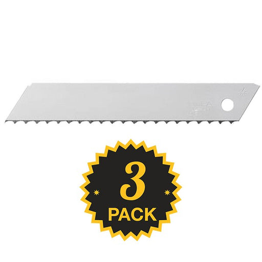 OLFA - LWB-3B 18mm Insulation Blades (3pc/Pk)
