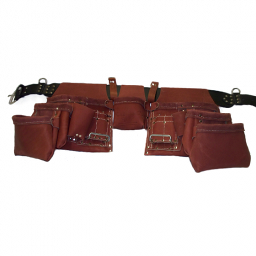 Viking Leather 701 Cadillac Convertible Leather Tool Belt