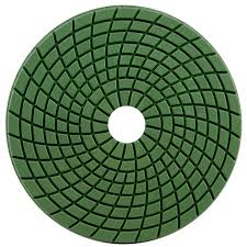 "LACKMOND 4"" WET POLISHING PADS 2600021- 1500 GRIT"