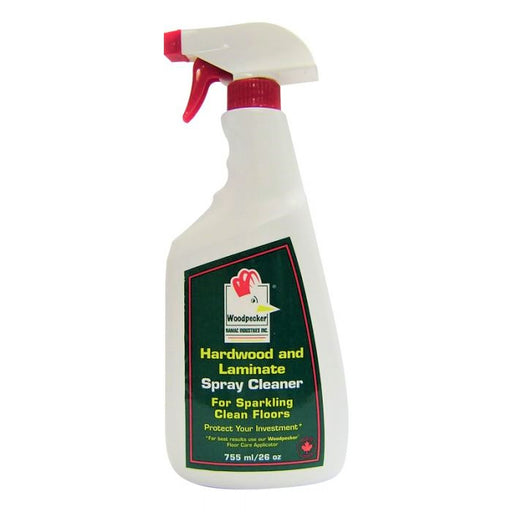 Woodpecker Hardwood, Laminate & Parquet Spray Cleaner