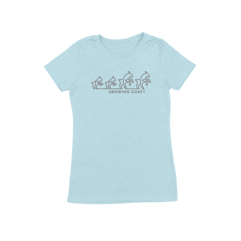 Family Herd -- Ladies Tee