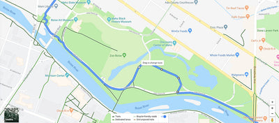 How to Create a Bicycling Route with Google Maps