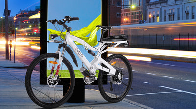 How Fast Is An Electric Bike?