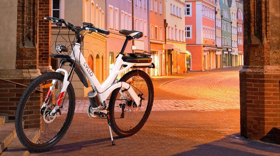 Why is There a 20MPH Speed Limit on Electric Bikes?