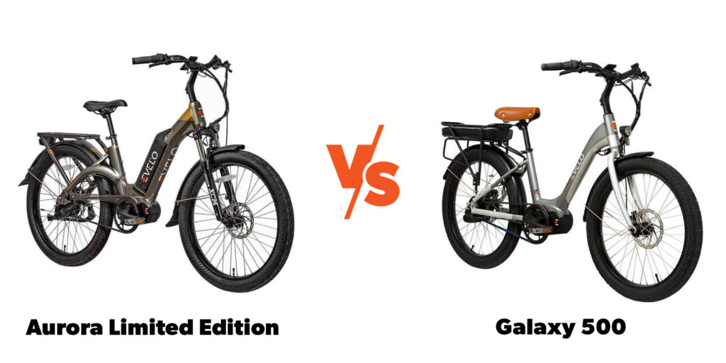 Aurora Limited Edition Vs Galaxy 500