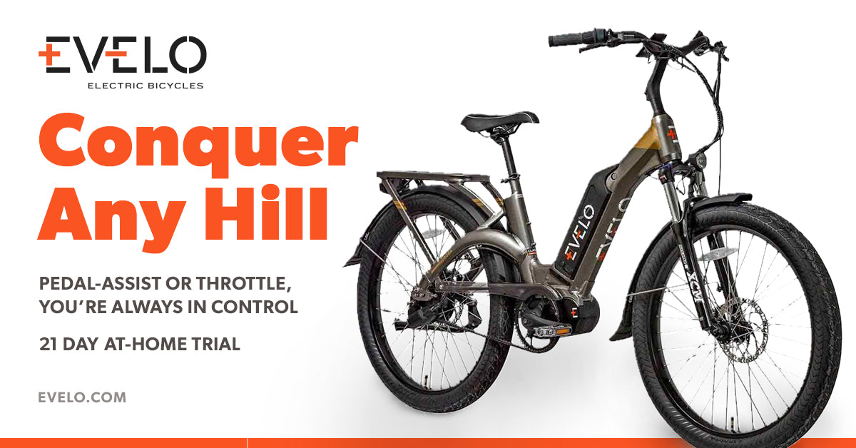 Repairs Service Evelo Electric Bicycles