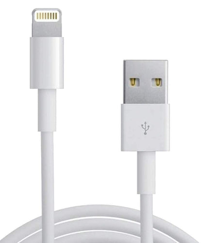 Duisah Data Cable Charge & Sync Cable for Apple iPhone 5S Devices- 1 M – White