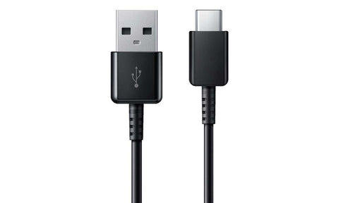Image of Samsung Galaxy Note 8 Type C Charge And Sync Cable-1M-Black