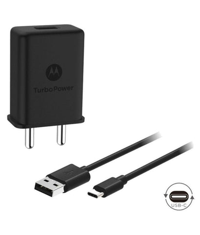 Image of Moto Z Droid Type C Turbo charger-chargingcable.in