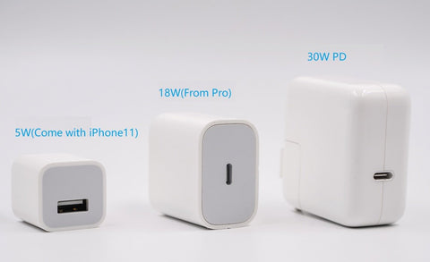 Image of Apple Compatible For iPhone 5G 5W USB Power Adapter Mobile Charging Adapter