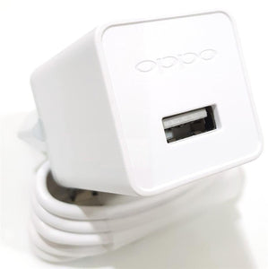 OPPO F1s 2Amp Vooc Charger with Cable-chargingcable.in
