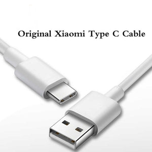 Redmi Note 9 Type-C Support 22.5W Fast Charge Cable 1M White