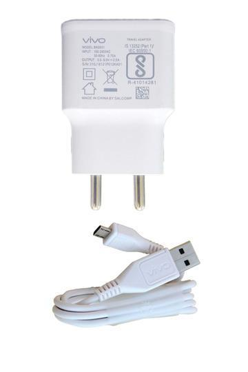 Vivo Y71i 2 Amp Fast Mobile Charger with Cable-chargingcable.in