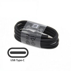XIAOMI Redmi Mi K20 Type C Charge And Sync Cable-1.2 M-Black-chargingcable.in