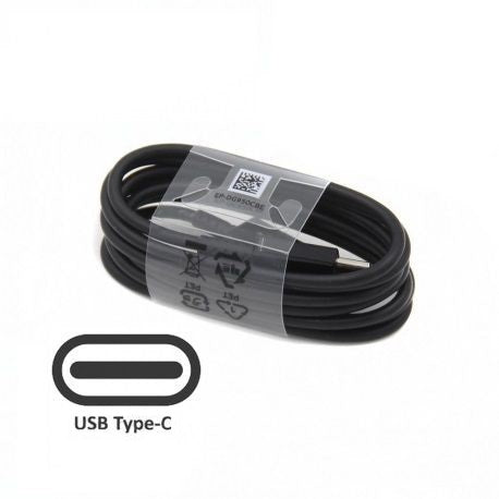 Image of XIAOMI Redmi Mi K20 Type C Charge And Sync Cable-1.2 M-Black-chargingcable.in