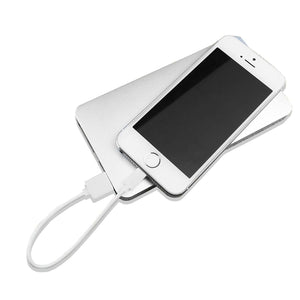 Apple iPod touch 6th Generation Power Bank Fast Cable-Pack of 2 (Short Cord)-chargingcable.in