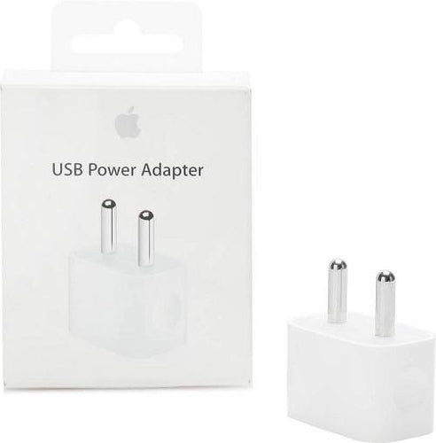 Apple iPhone 4s Mobile Charger With Lightning To Usb Charge and Data Sync Lightning Cable 1M White