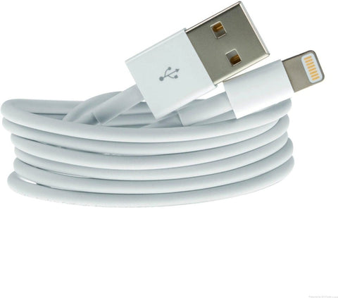Lightning To Usb Charge and Data Sync Lightning Cable for Apple iPhone 7 Devices- 1 M White