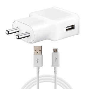Samsung Galaxy S3 Mobile Charger 2 Amp With Cable-chargingcable.in