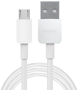 Honor 4X Original Charging Cable Data Sync Cord-White-chargingcable.in