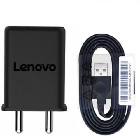 Lenovo A6000 Mobile Charger 3Amp With Cable-chargingcable.in