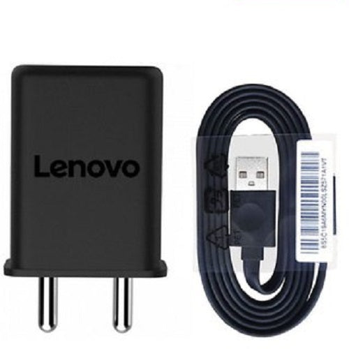 Lenovo A369i Mobile Charger 3Amp With Cable-chargingcable.in