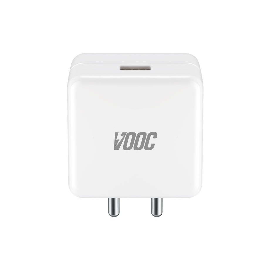 Realme 6 Vooc Flash Charge 20W Charger With Type-C Cable