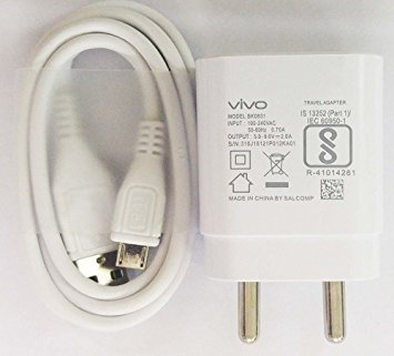 VIVO Y27L 2 Amp Fast Mobile Charger with Cable