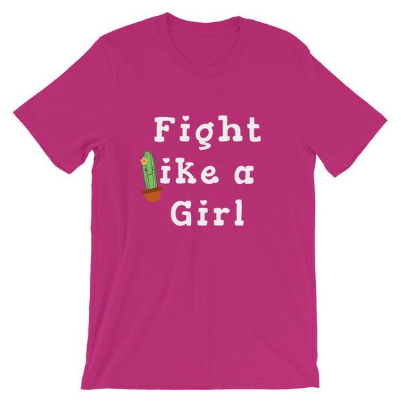 Like a Girl Woman T-Shirt