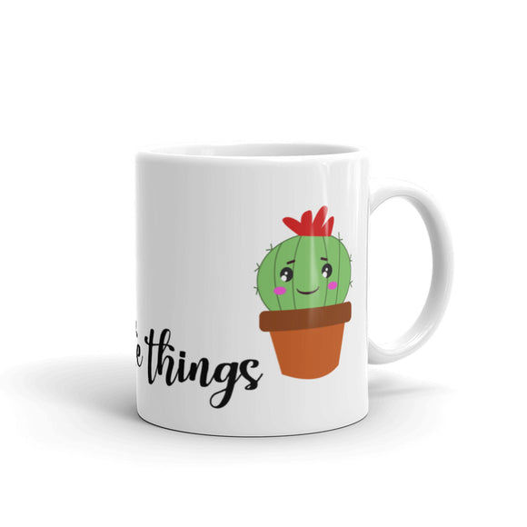 Little Things Kawaii Mug