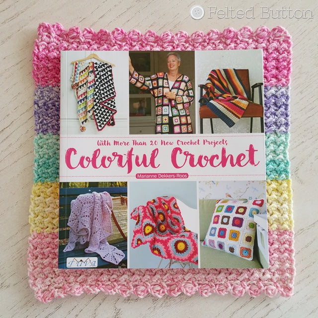 Colorful Crochet Book Review and Giveaway