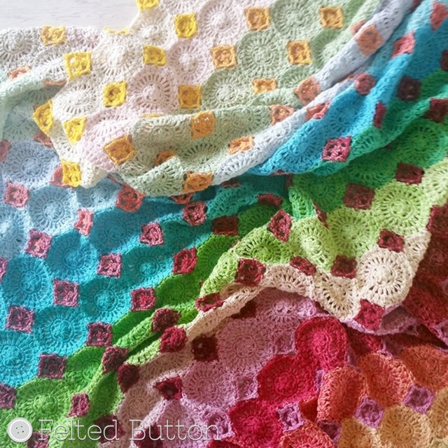 Lightfall Blanket New Crochet Pattern