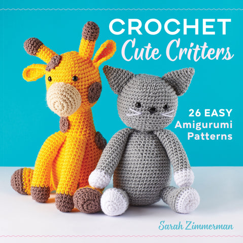 Whimsical Stitches: A Modern Makers Book of Amigurumi Crochet ... | 480x479