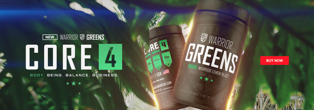 Warrior Greens Superfood