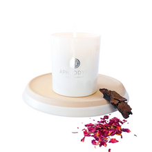 Load image into Gallery viewer, Damask Rose & Oud Candle - Aphrodyte