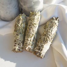 Load image into Gallery viewer, Californian white sage smudge stick - Aphrodyte