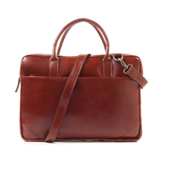 Explorer Laptop Single, cognac