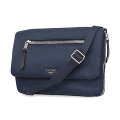 Elektronista Clutch med batteri, Nylon Navy